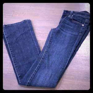 Adriano Goldschmied the angel boot cut jeans
